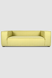 Johnny sofa with reversed seams in Bella Dura stain-proof fabric