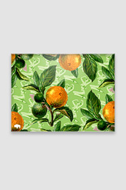 Small Utility Board, Oranges