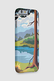 Serenity Now 2 Phone Case