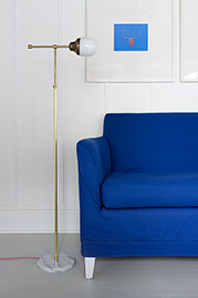 Apo floor lamp
