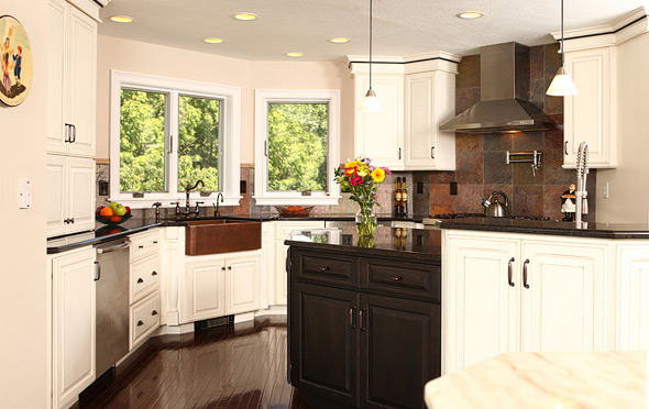 Deconstructing A Kitchen Bay Window Luxury Blog ROGER CHRIS - Bay window kitchen