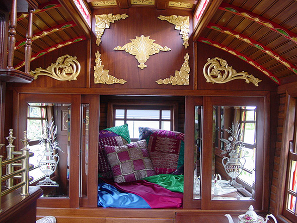 Excellent Live Off The Grid And Rentfree In The Charming Wohnwagon Mobile