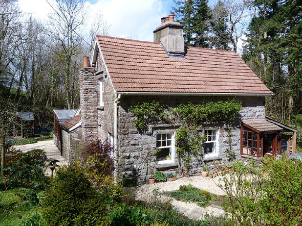 Stone Cottage In Wales Blog Roger Chris