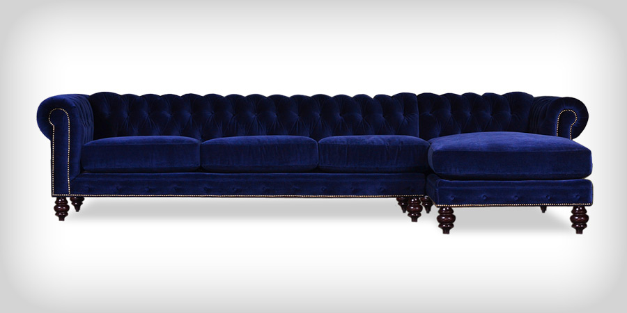 Best Blue Velvet Sofas Blog ROGER CHRIS