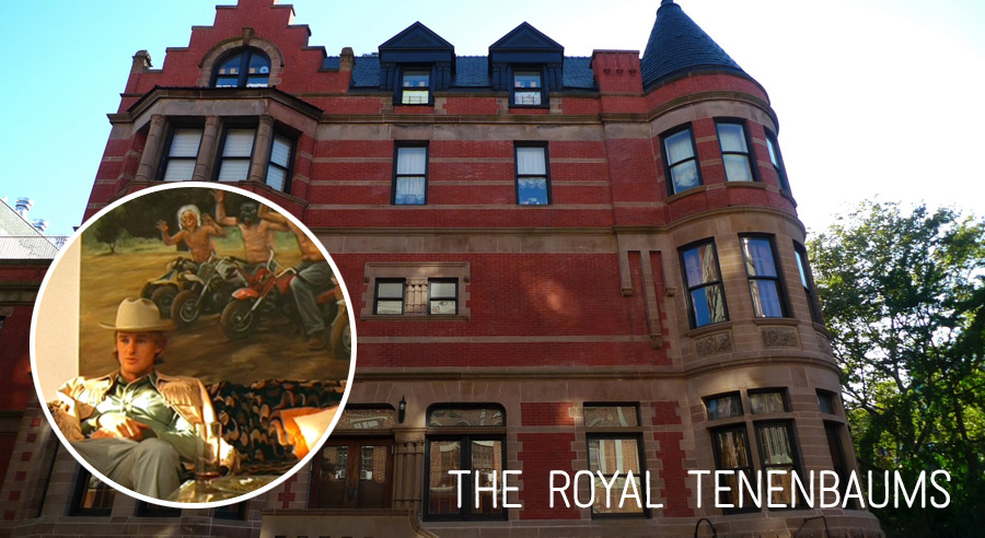 House from The Royal Tenenbaums