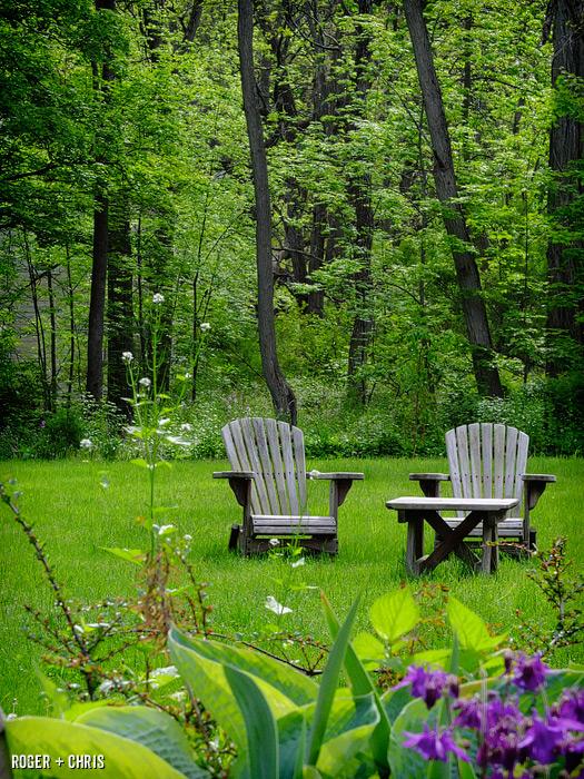 Gallery american hotel garden roger chris for American garden company