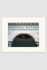 Imperial Baths Print