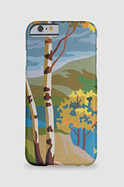 Serenity Now 1 Phone Case