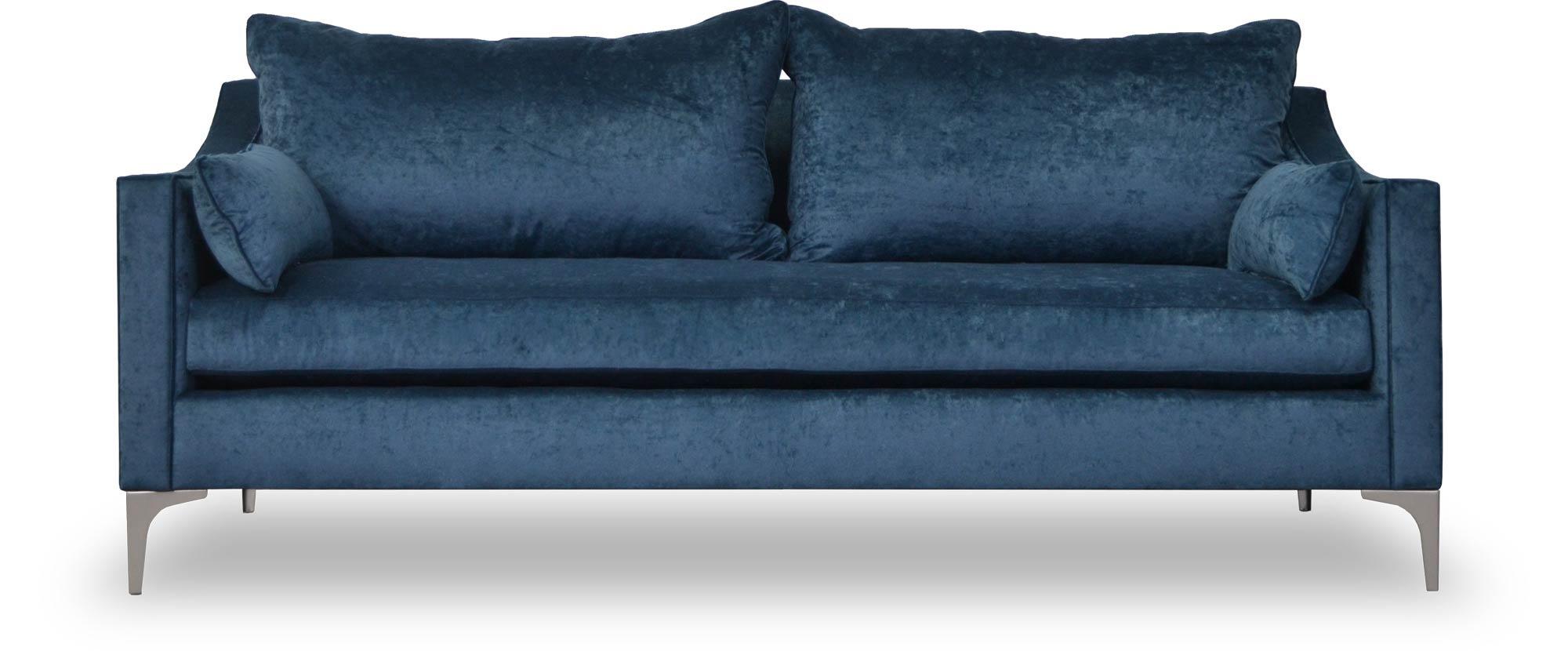 Scottie Gracefully Relaxed Modern Sofa Roger Chris