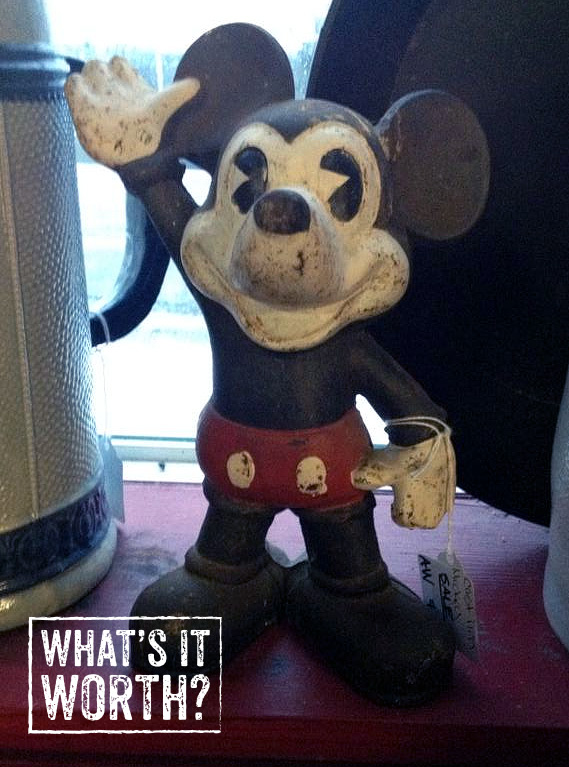 What's It Worth: Mickey Mouse