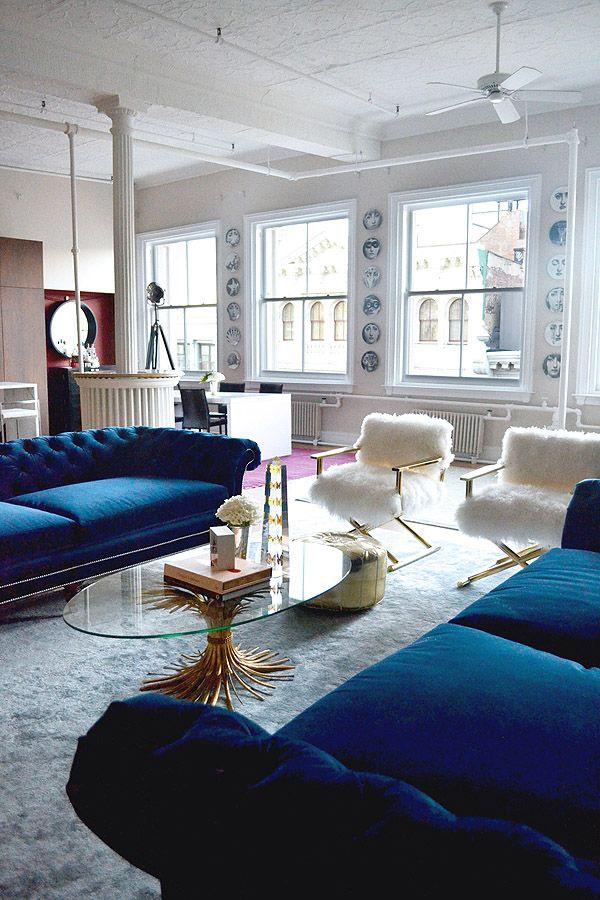 Cool Best Blue Velvet Sofas Blog Roger Chris Ncnpc Chair Design For Home Ncnpcorg