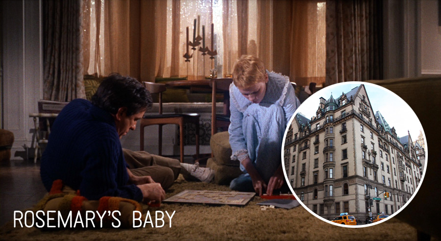 Apartment from Rosemary's Baby