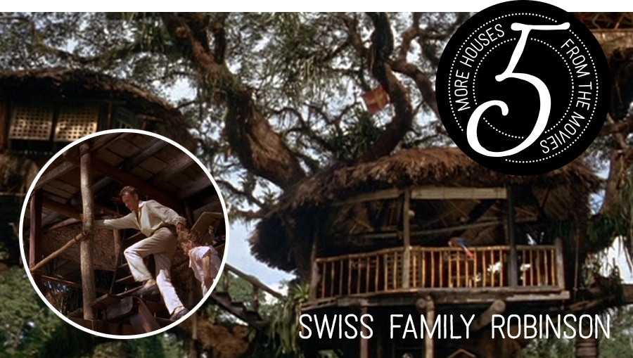 House from Swiss Family Robinson