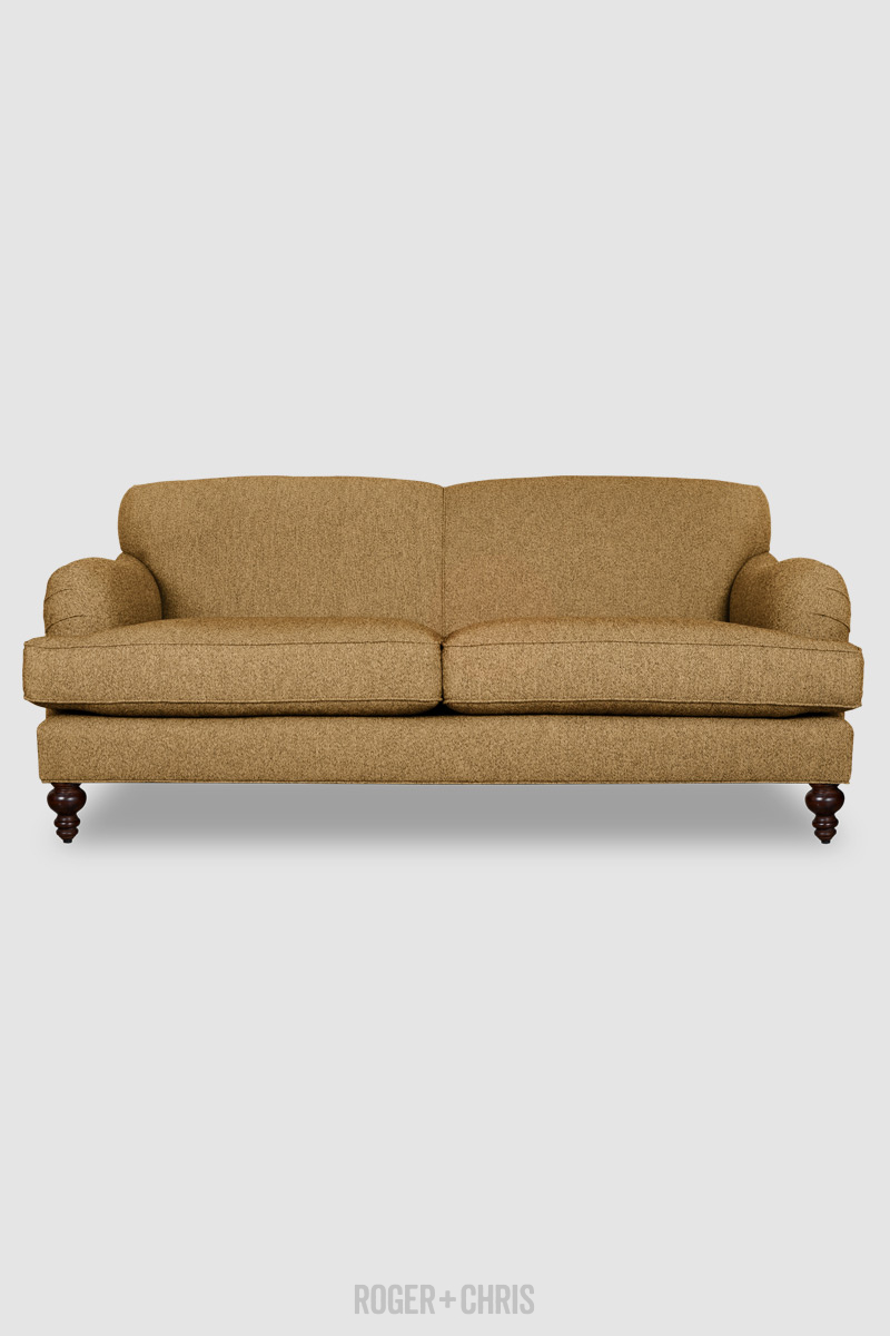 Tight-Back English Roll-Arm Sofas, Armchairs | Basel