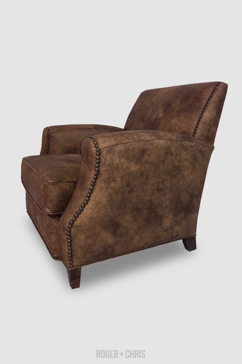 Leather Armchairs and Sofas, Parisian, Western, Metro | Howdy