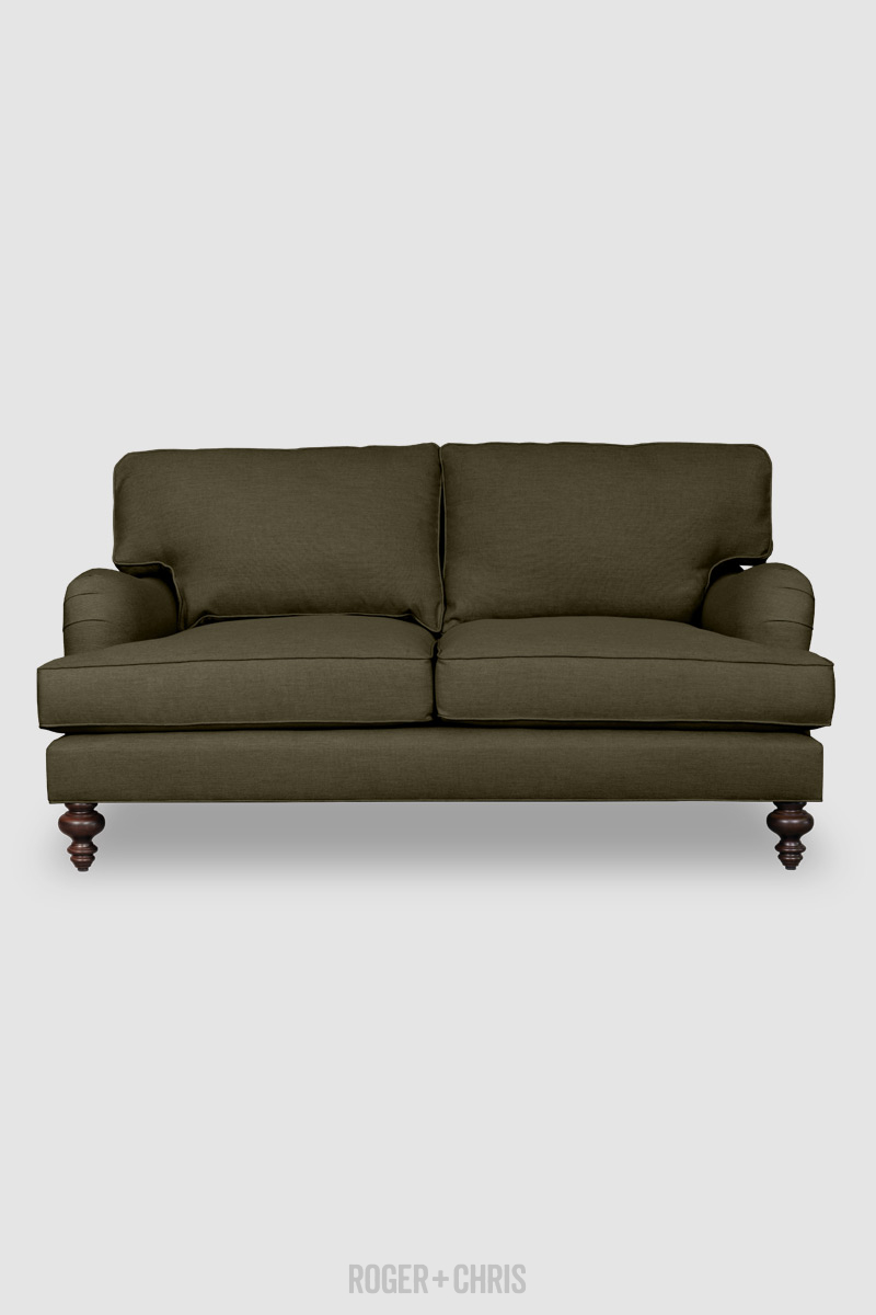 Cushion-Back English Roll-Arm Sofas, Sectionals, Armchairs | Basel