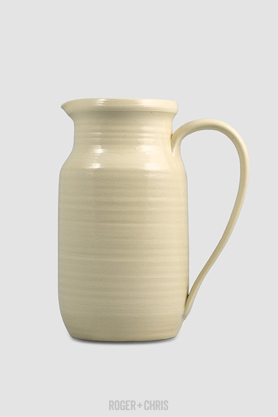 Pitcher, Cream