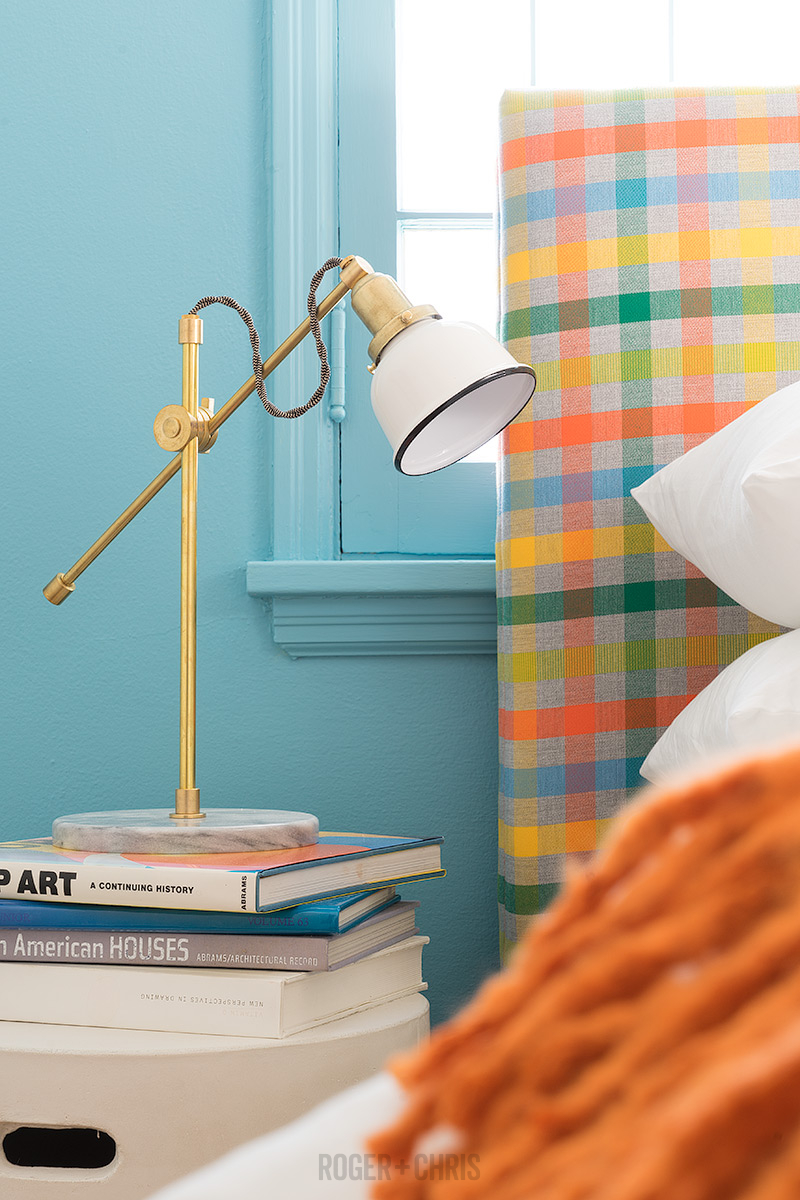 Camper Brass Desk Lamp