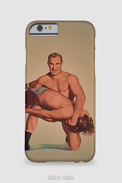 Body Slam Phone Case