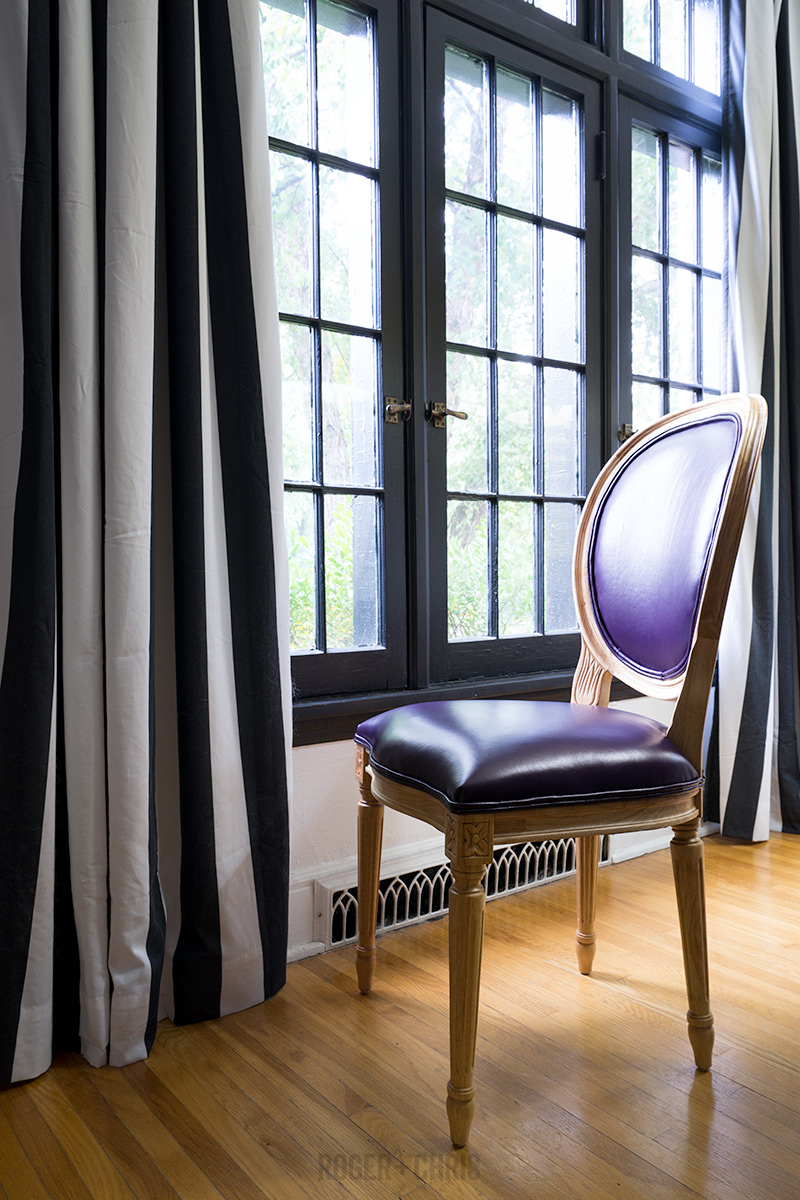 Louie Upholstered Dining Chair