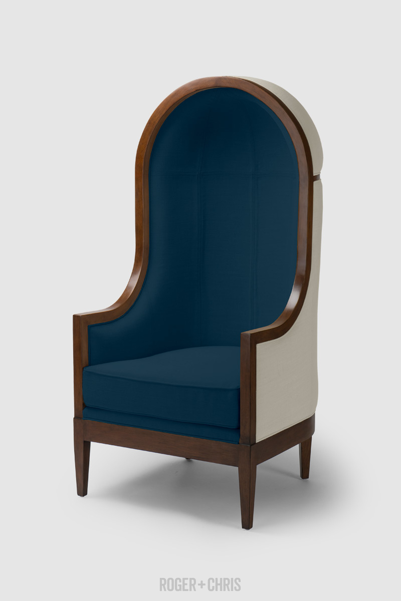 Porter Canopy Accent Chair