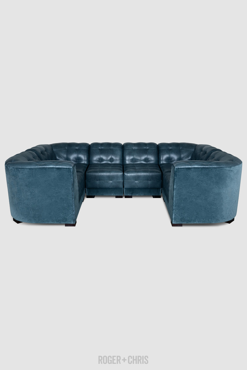 Freddie Modern Tufted Modular Sectional
