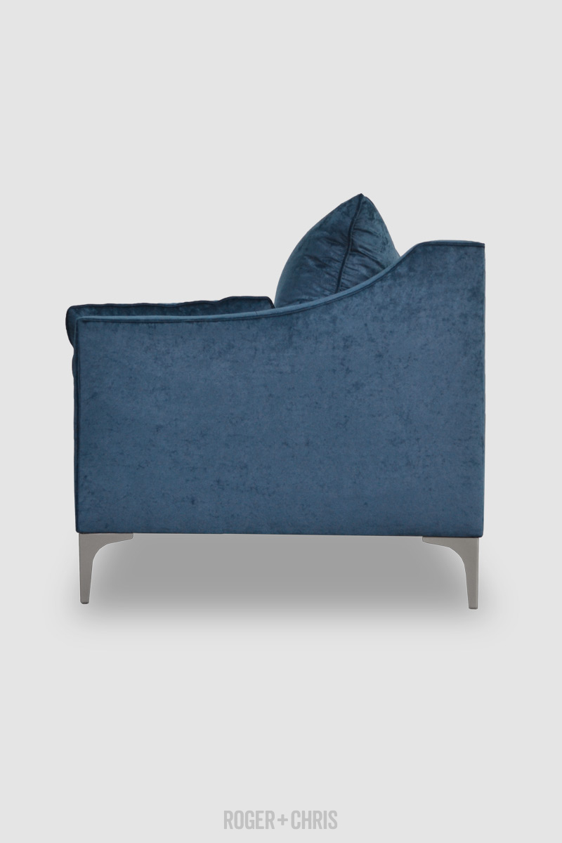 Scottie Gracefully Relaxed Modern Sofa